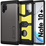 Spigen Samsung Galaxy Note 10 PLUS/Note 10+ 5G Tough Armor cover/case with Extreme Impact Foam - Gunmetal
