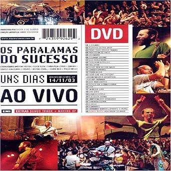 dvd paralamas do sucesso