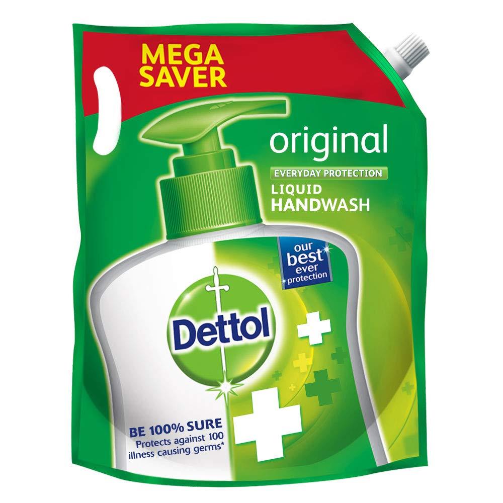 Dettol Liquid Hand wash Refill Original -1500 ml product image
