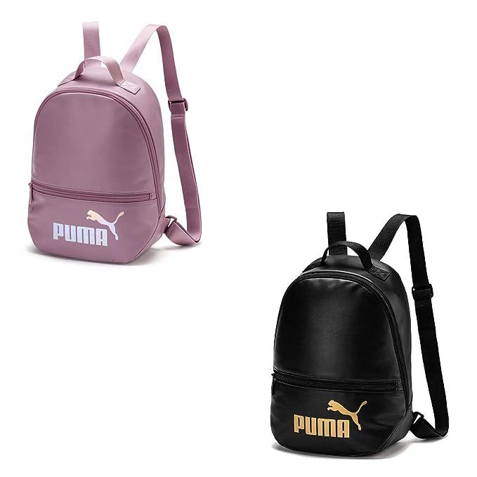 fdd810b724d8 PUMA Zaino unisex - WMN Core Up Archive Backpack, Logo Puma Cat ...