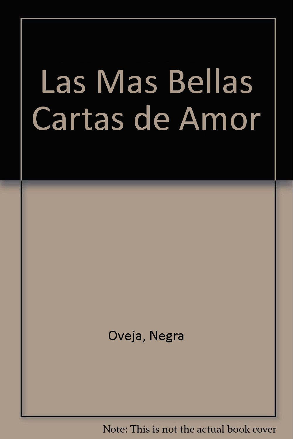 Las Mas Bellas Cartas de Amor (Spanish Edition) ebook