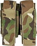 BLACKHAWK! 37CL22MC Double Grenade Pouch, 40mm, MultiCam