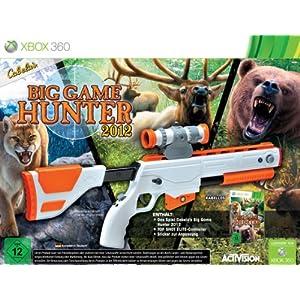 [Amazon] Cabelas Big Game Hunter 2012 + Gun Controller für die Xbox 360 für nur 39,99€ (Vergleich: 65€)