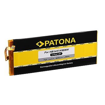 PATONA Bateria HB3447A9EBW para Huawei P8 GRA-L09 GRA-UL00 GRA-UL10 Dual Sim