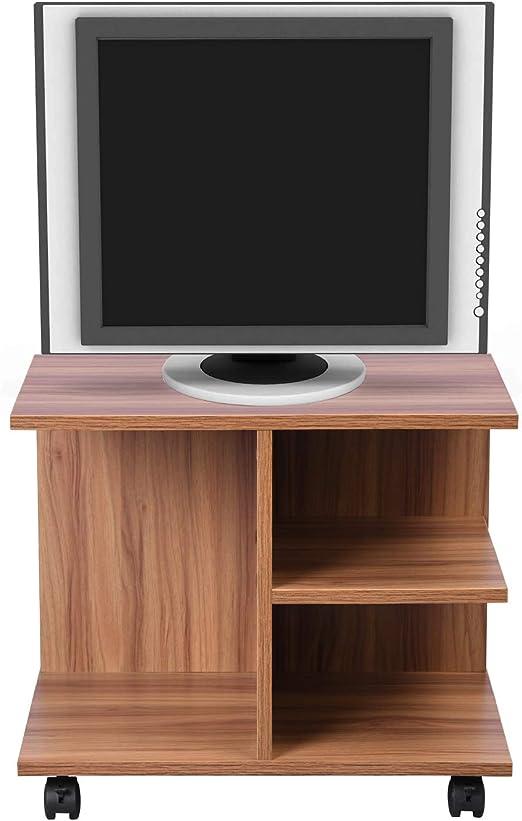 FURNITURE-R France - Mueble para televisor (Madera en los Extremos ...