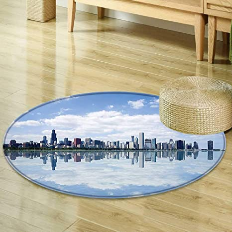 Amazon Com Mikihome Print Area Rug Apartment Decor Collection View