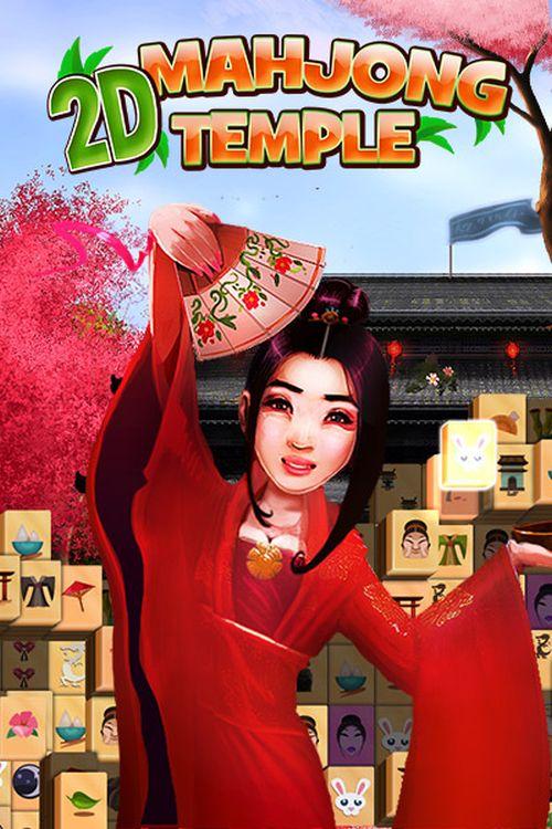 2D Mahjong Temple [Download] -