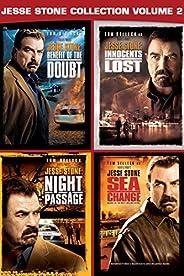 Jesse Stone: Benefit of the Doubt / Jesse Stone: Innocents Lost / Jesse Stone: Night Passage (2006) / Jesse St