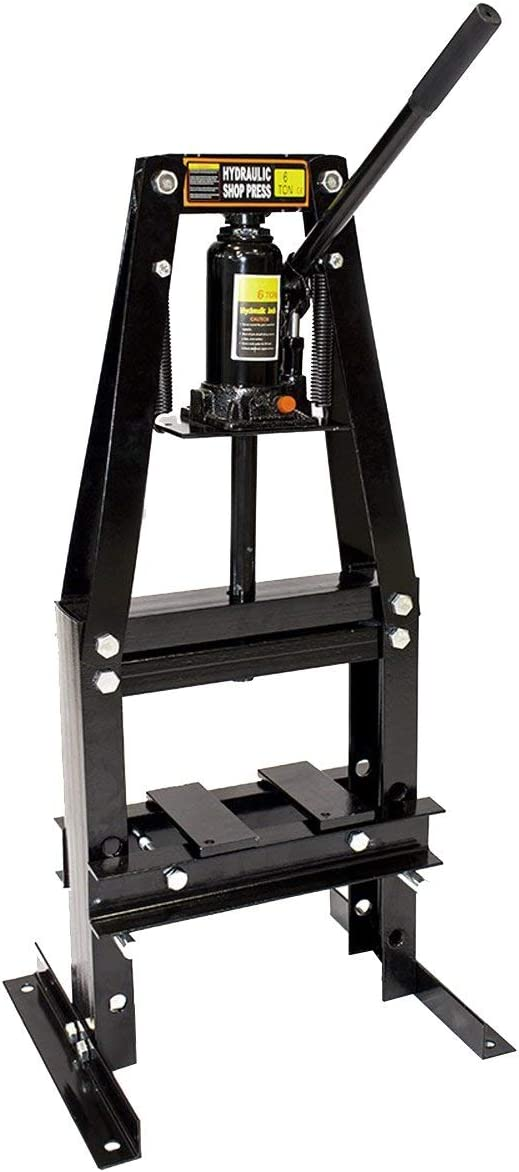 6 Ton Shop Press A Frame Sp6 1 Auto