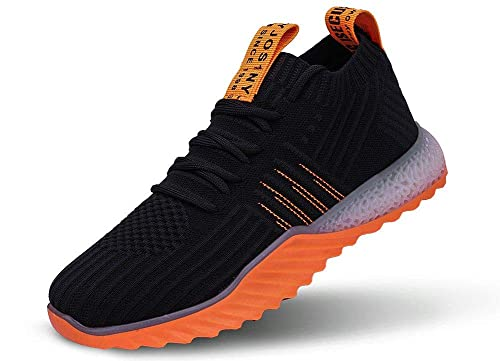 a732397fe07 JIYE Mens Womens Colorful Fashion Sneakers Sports Shoes Breathable Casual  Walking Shoes
