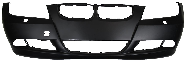Bmw 325//330 06-08 Bumper Cover Front Sedan W//O Park W//Washer Primed