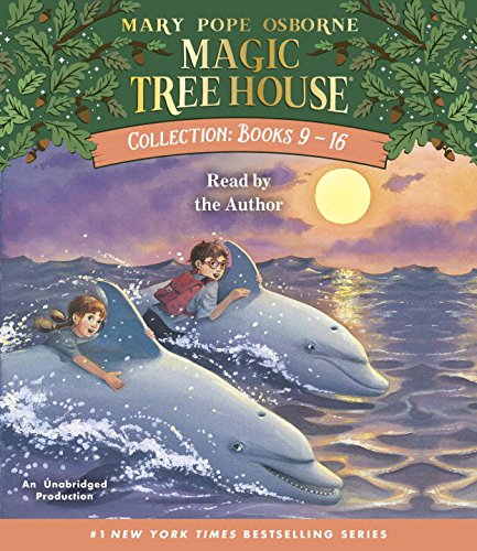 Magic Tree House Collection, Books 9-16