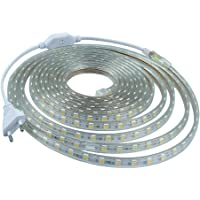 Led Strip 5 meter 5050 220V With 300 Led Waterproof White Color