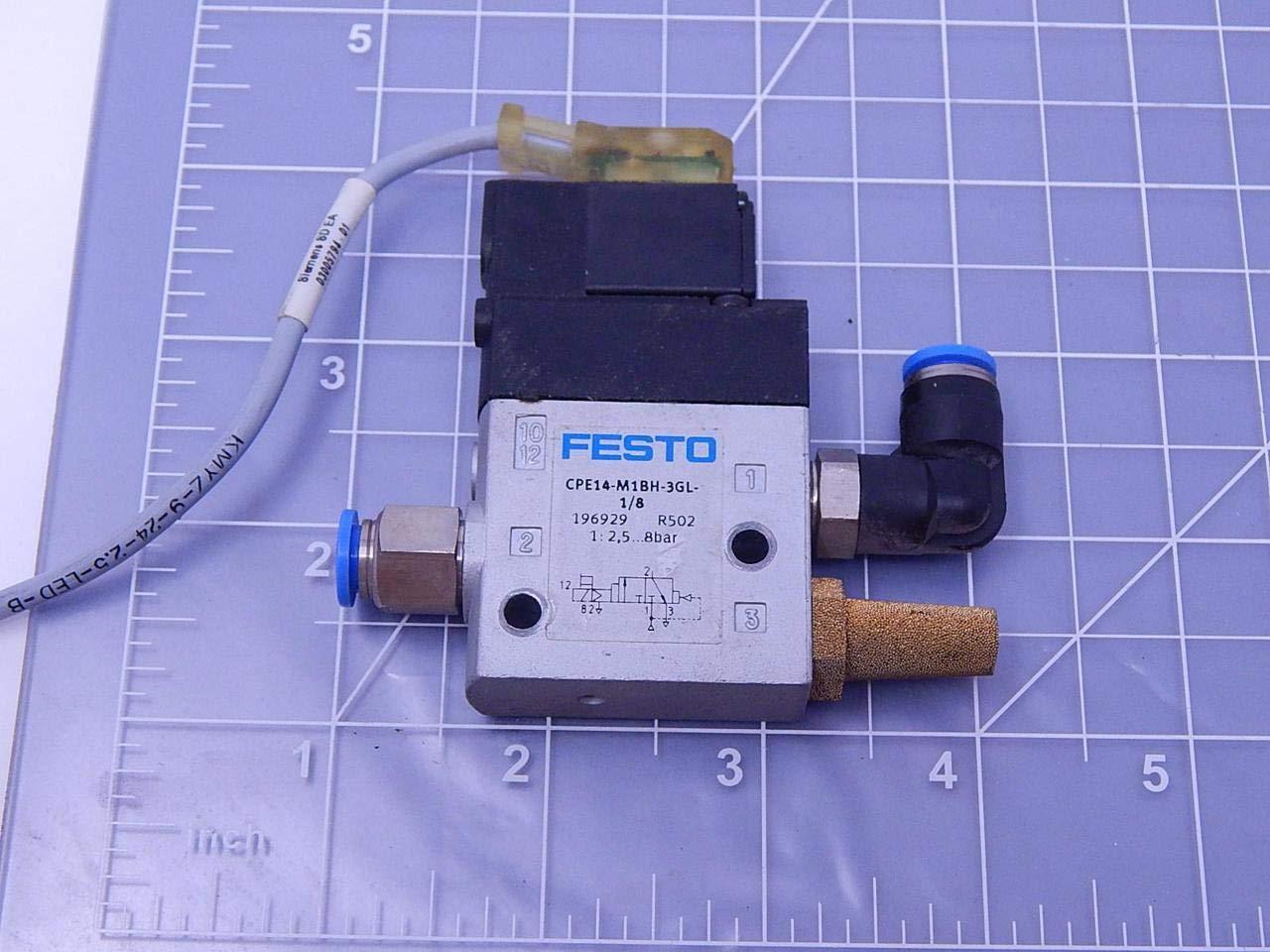 196929 Festo válvula cpe14-m1bh-3gl-1//8
