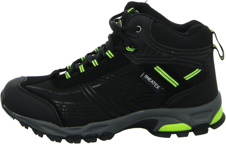 Sneakers 87162 Herren Leichtwanderstiefelette