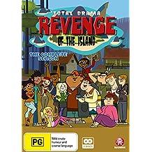 Total Drama - Revenge of Island - Complete Season