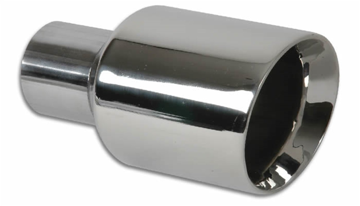 Vibrant (1226) 3.5' Round Stainless Steel Exhaust Tip Vibrant Performance