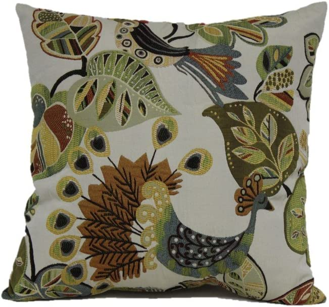 Brentwood Chirpy Pillow, Multi