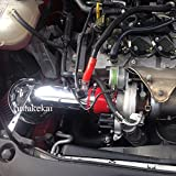 RED FIT 13 2013 DODGE DART 1.4 1.4L TURBOCHARGED AERO LIMTED RALLYE SXT AIR INTAKE KIT SYSTEMS