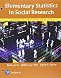 img - for Elementary Statistics in Social Research, Books a la Carte (12th Edition) book / textbook / text book