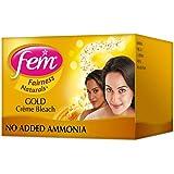 Fem Fairness Naturals Gold Skin Bleach - 64g