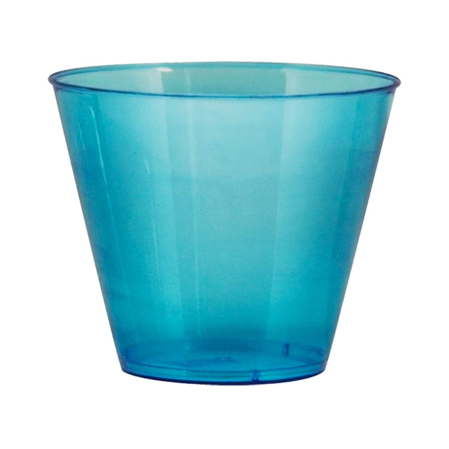 Party Essentials N540 Hard Plastic Cups/Tumblers, 5-Ounce Capacity, Clear (Case of 1000)
