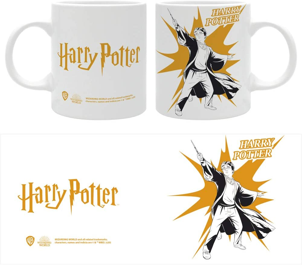 320 ml The Good Gift Taza Harry 2 Harry Potter Pop