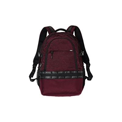 a40b383d157 Victoria s Secret PINK Collegiate Backpack Deep Ruby new ...