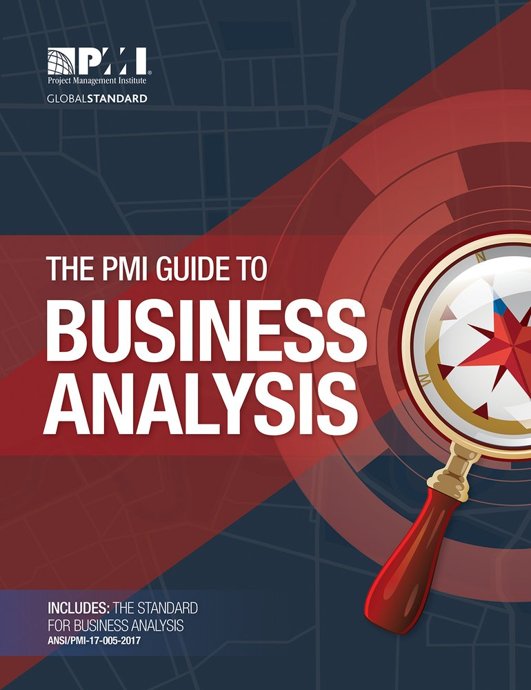 AmazonCom The Pmi Guide To Business Analysis
