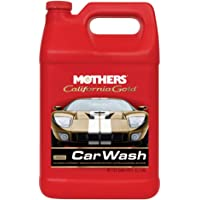 Mothers California Gold Car Wash 1 Gallon Gold - 655602