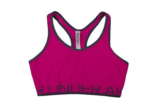 Under Armour - Sujetador Deportivo para Mujer de Rendimiento ...