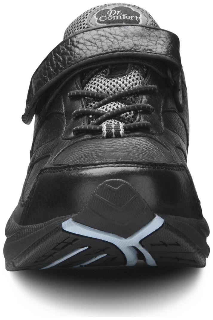 Dr. Comfort Women's Spirit Black Diabetic Athletic Shoes by Dr. Comfort (Image #7)