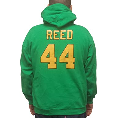 Amazon.com  MyPartyShirt Fulton Reed  44 Mighty Ducks Movie Jersey ... 39ddb0ccdd5