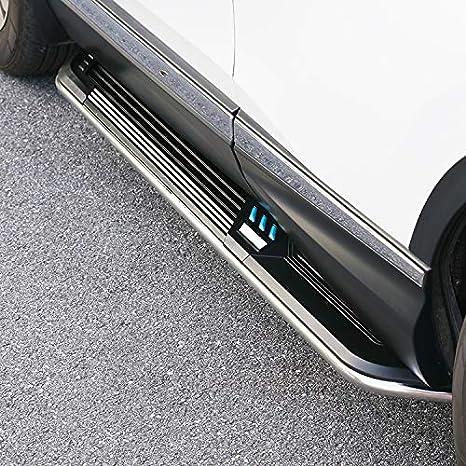 UDP 2 Pieces Nerf Bar Foot Platform Side Step Fits for Hyundai Tucson 2015-2020 Running Board