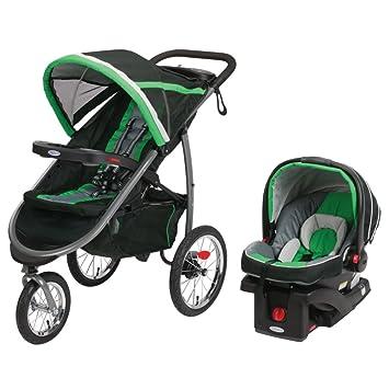 Amazon.com: Carrito de bebé Graco FastAction con ...