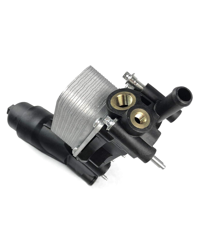 Oil Filter Housing Adapter For 14-17 JEEP DODGE CHRYSLER RAM 3.6L 68105583AF New