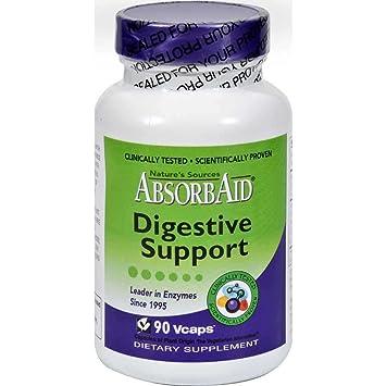 Amazon.com: Fuentes de la naturaleza absorbaid – -600 mg ...