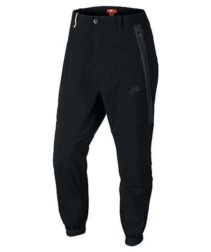 Nike Men's Tech Woven 2.0 Pants, Black, ...