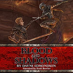 Blood and Shadows Audiobook