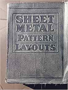 Anderson Windows Reviews >> Sheet Metal Pattern Layouts: Edwin Anderson: Amazon.com: Books