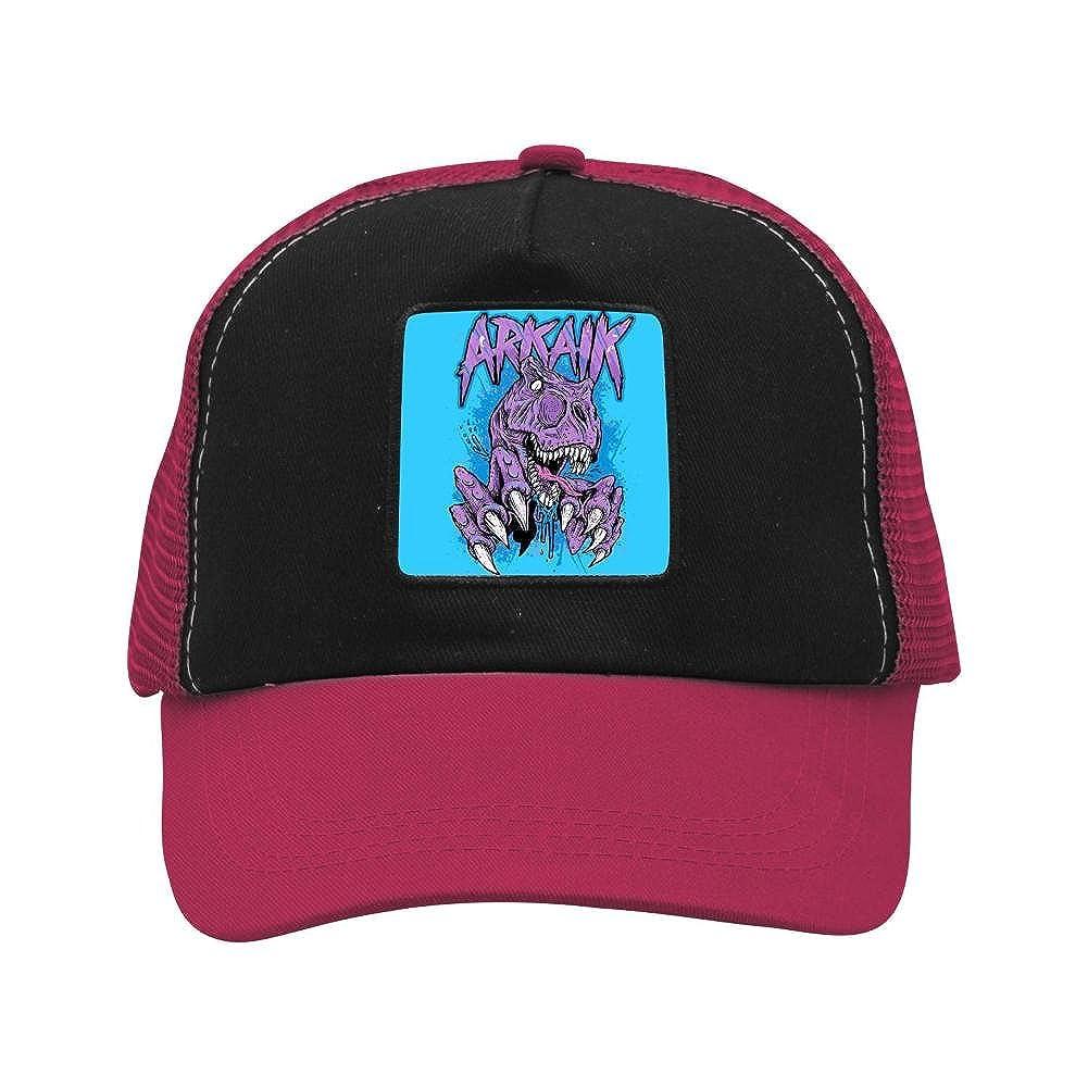Nichildshoes hat Adult Mesh Caps Hats for Men Women Unisex,Print Musical Dinosaurs