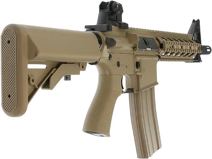 OpTacs Softair G&G Armament M4 CM16 Raider ab 14, unter 0,5 Joule Desert
