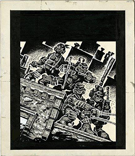 Teenage Mutant Ninja Turtles Artisan Edition by IDW