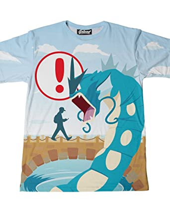 0219fed8bb8 Beloved Shirts Loading Screen Pokemon T-Shirt - Premium All Over Print  Graphic Tees -