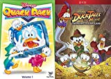Disney DuckTales The Movie & Donald Duck Quack Pack Vol. 1 DVD Animated Series Set THE TREASURE OF THE LOST LAMP