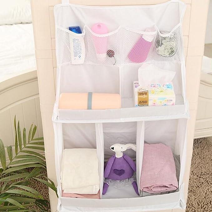 Organizador de pañales para bebé, para colgar bebés ...