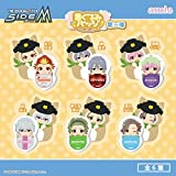 Idol Master SideM costume badge third installment BOX products 1BOX = 8 pieces, all six