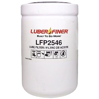 Luber-finer LFP2546 Heavy Duty Oil Filter: Automotive