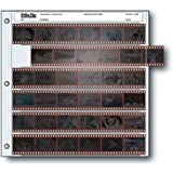 Archival 35mm Size Negative Pages Holds Six Strips of Six Frames, Pack of 25