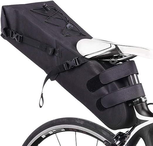 AUMING Bolsa de sillín de Bici Bicicleta Kit de Accesorios de ...